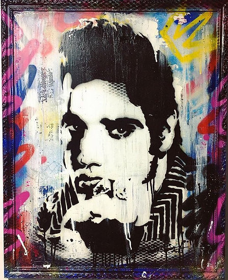 """""""The king"""" By Vandal"""