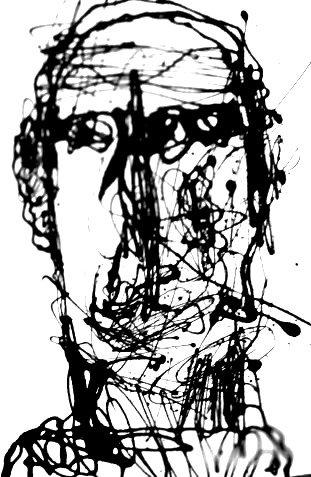 """Self-portrait Series #16/25"" By Marc Craig"