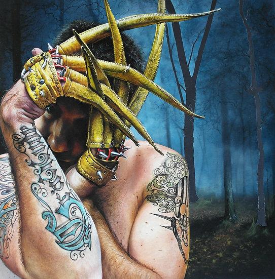 """Emancipation of Eddie"" By David Mealing"