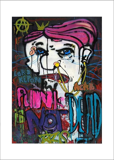 """Punk"" By OZIS"