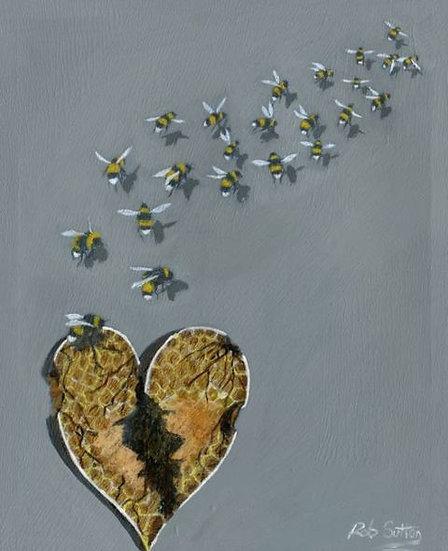 """""""LOVE SWEET HEARTBREAK"""" By RobertSutton"""