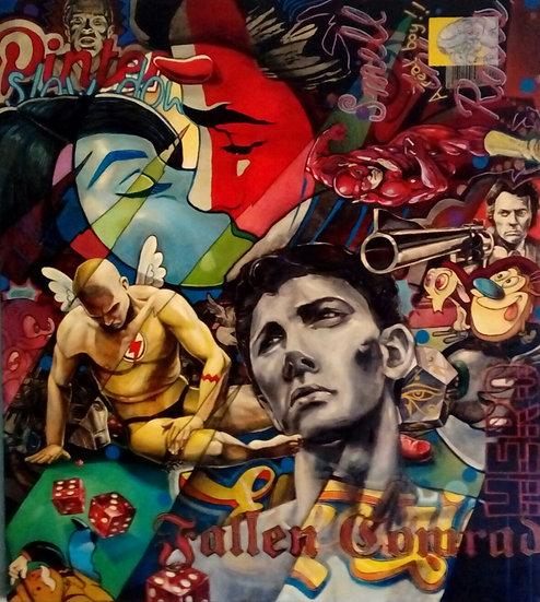 """Fallen Comrade"" By Craig Knight"