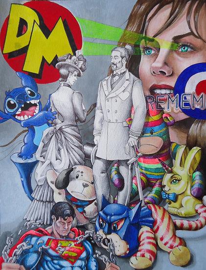 """""""DM"""" By Craig Knight"""