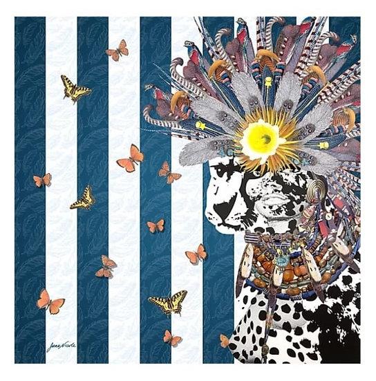 """Animal Attraction: Nakoda""By Jana Nicole"