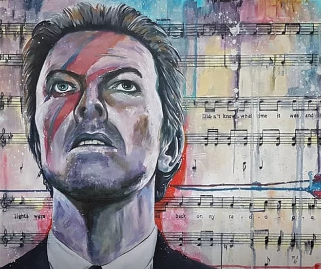 """Legend series -David"" By Mark Fox"