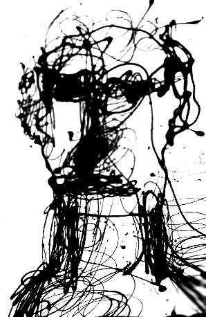 """Self-portrait Series #9/25"" By Marc Craig"