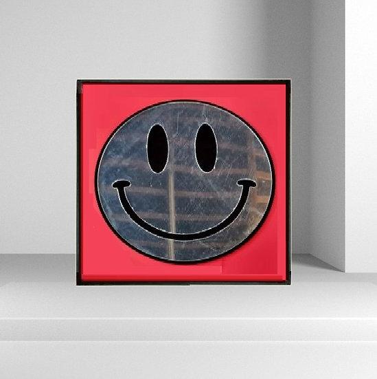 """Mirror Smiley"" By JASON PENGELLY"