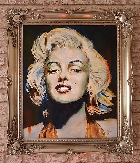 """Icon Series - Marilyn"" By Mark Fox"
