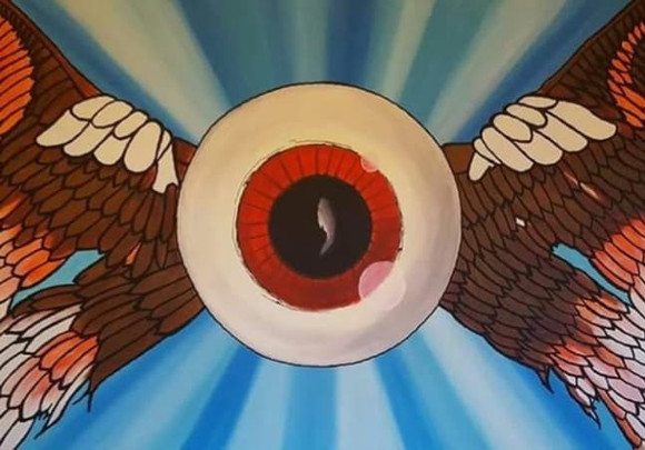 """""""Eye In The Sky"""" UNIQUE NFT By FkHEAD"""