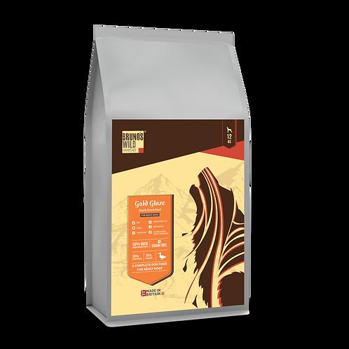 Brunos Wild Essentials Goldglaze® (Grain Free-Duck enriched Dog Food)
