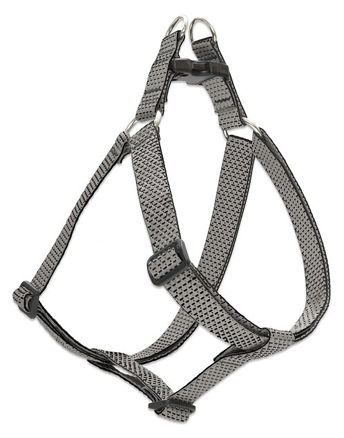 Lupine Pet ECO Granite Recycled Fiber Step-In Dog Harness