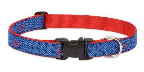 Lupine Pet Club Newport Blue  Adjustable Collar