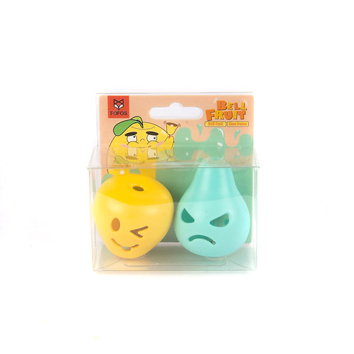 FOFOS Bell Fruit Yellow & Blue