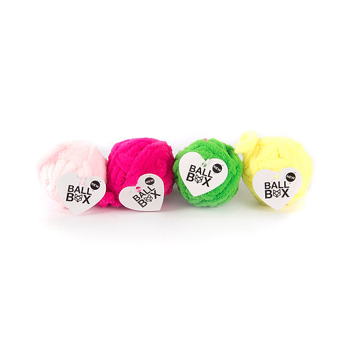 FOFOS Yarn Ball (Pack of 4)