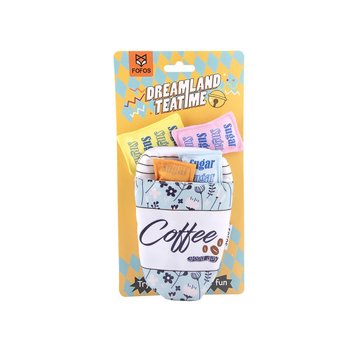 FOFOS Dreamland Coffee Toy Pack
