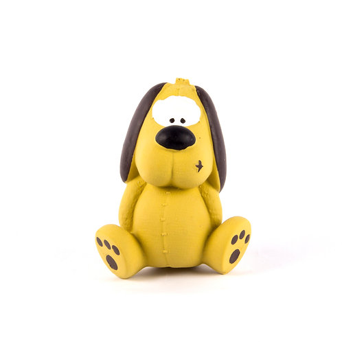 FOFOS Latex Bi Toy Dog S