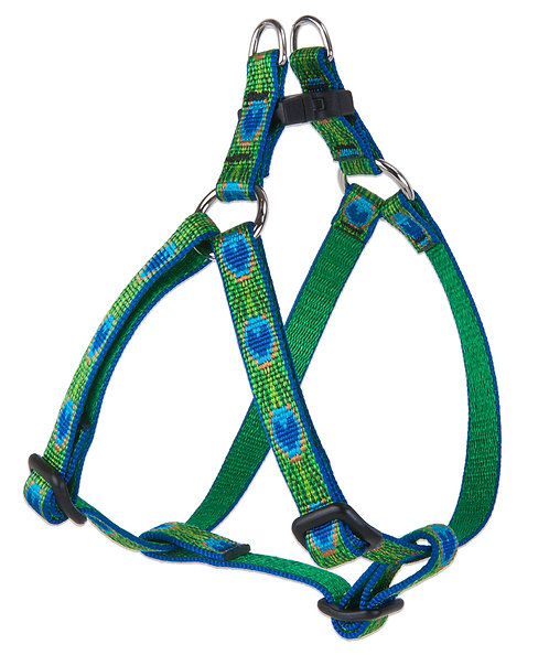 Lupine Pet Tail Feather Step In Harness
