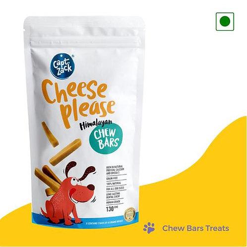 Captain Zack -Cheese Please Himalayan Chew Bars