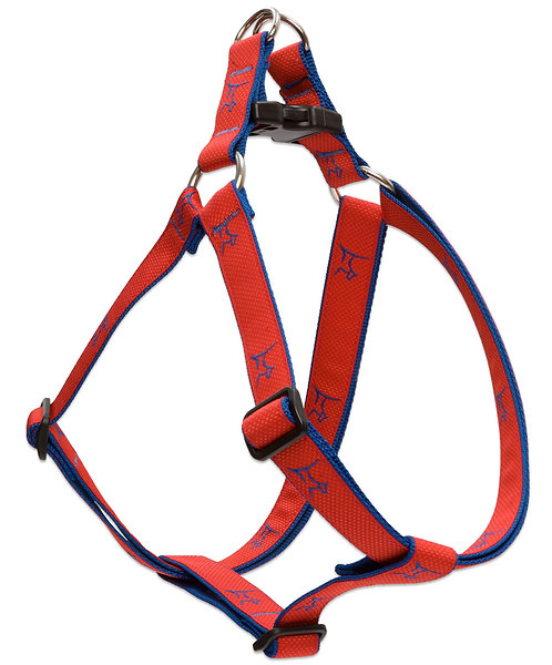 Lupine Pet Club Derby Red  Step In Harness