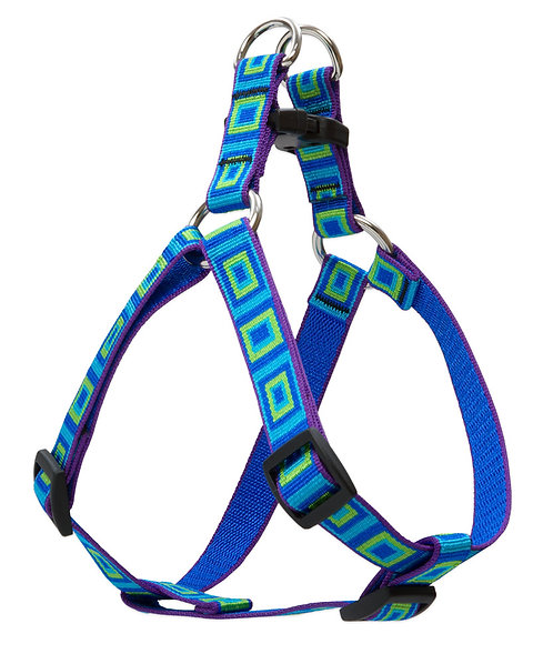 Lupine Pet Sea Glass Step In Harness