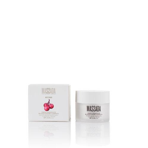 Whitening Moisturizer Cream SPF 25/PA+++  50ml熊果素亮白瑩肌補水日霜 SPF 25/PA+++ 50ml