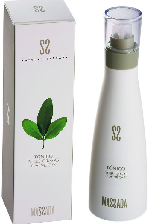 Tonic - Oily & Acne Prone Skin 200ml 水油平衡淨膚花水 200ml