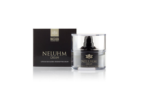 Neluhm Lotus & Silk redensifying Cream 50ml	蓮花蠶絲修護煥顏霜 50ml