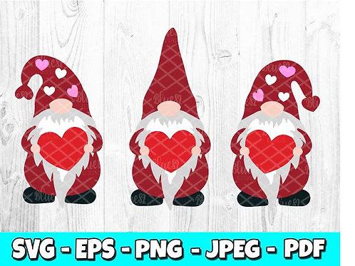 Valentine Gnome (Digital Only)