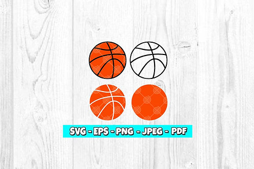 Basketball SVG