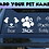 Thumbnail: Custom Pet Decal Car Decal | Personalized Decal | Dog Decal | Cat Decal