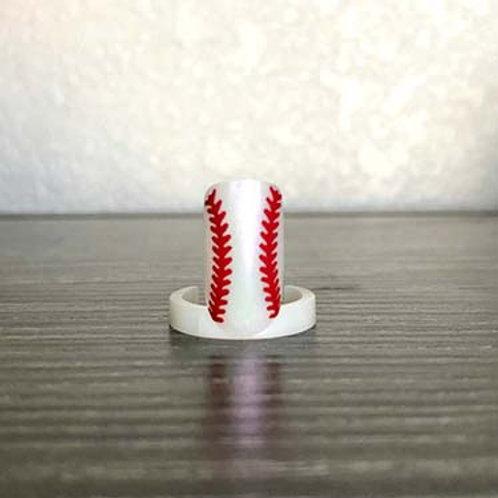 Baseball Nail Decals (set of 10)