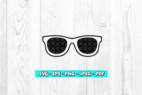 Sunglasses SVG (Digital Only)