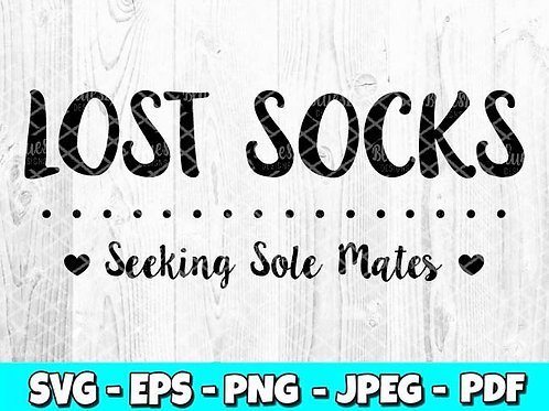 Lost Socks - Looking For Sole Mates (Digital Only)