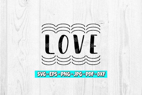 Love SVG | Valentines Day SVG | Cute svg | Valentines Digital Files