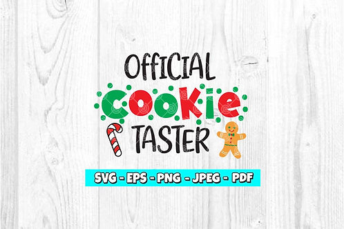 Official Cookie Taster SVG