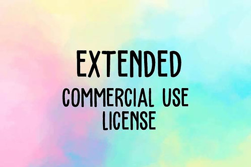Digital License For Commercial Use