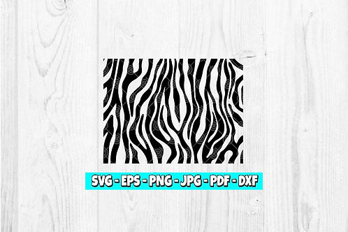 Zebra Print SVG | Animal Print | Zebra Pattern svg | Animal Clipart