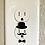 Thumbnail: Mustache & Top Hat Outlet Decals | Home Decor | Funny | Humor | Monopoly Man