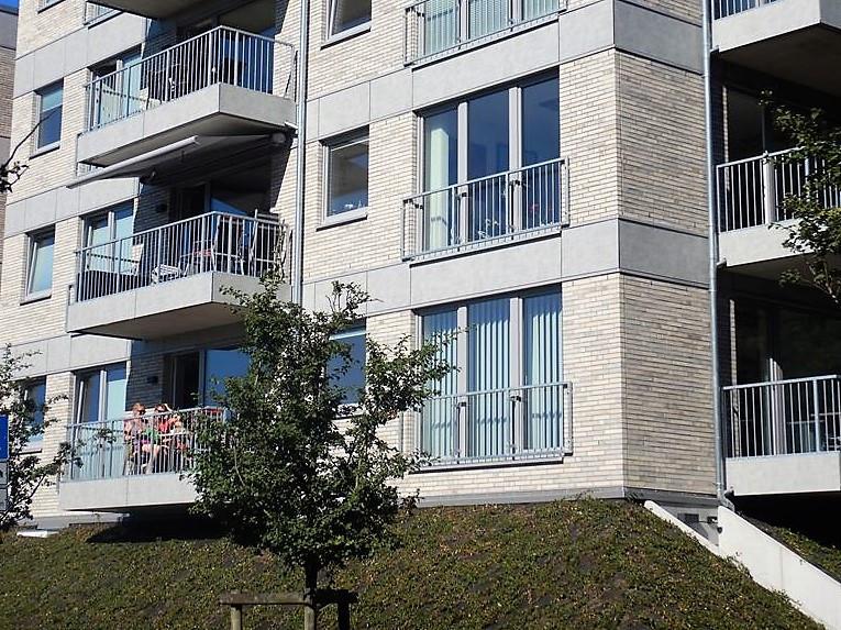 Balkonien......an der See