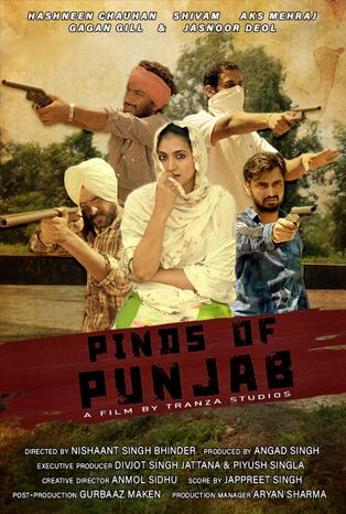 PINDS OF PUNJAB