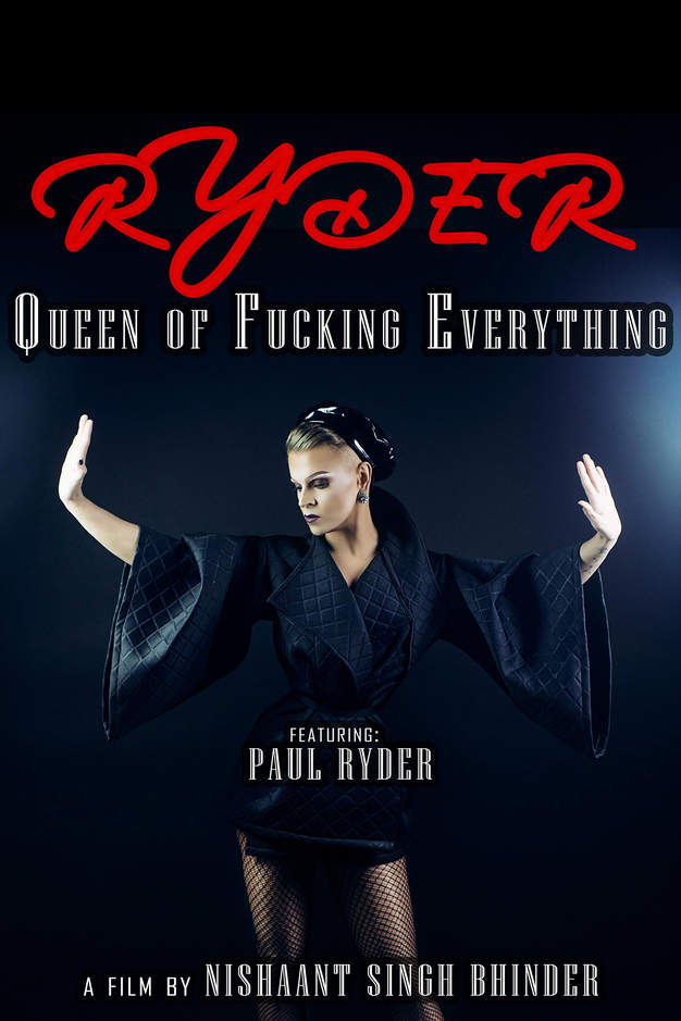 RYDER - Queen of Fucking Everything