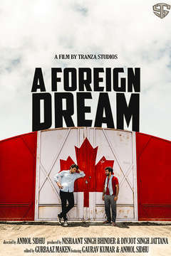 A FOREIGN DREAM