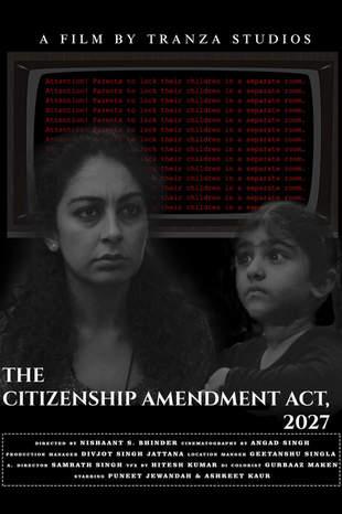 THE CITIZENSHIP AMENDMENT ACT, 2027