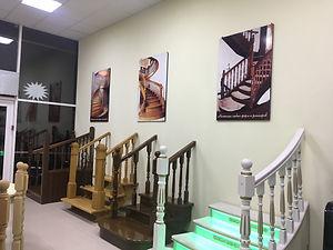 Образцы лестниц от Мир Дерева в г. Пятигорск