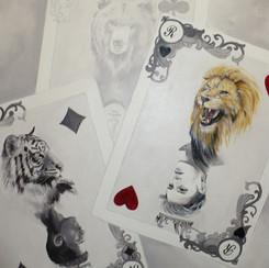 Les cartes des rois