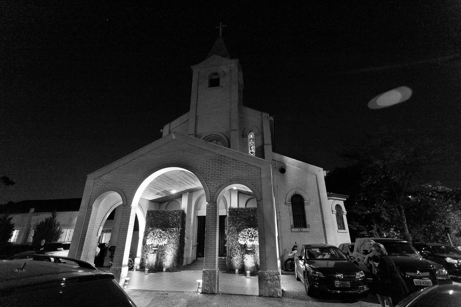 Cerimônia Igreja São José