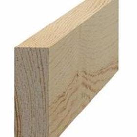 Forrammetræ, fyr 185, 15x43 mm, pris pr. meter