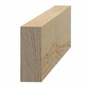 Forrammetræ, fyr 196, 21x55 mm, pris pr. meter