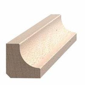 Hulkehlliste, bøg 42, 27x27 mm, pris pr. meter