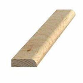 Forkantliste fyr 38, 5x16 mm, pris pr. meter